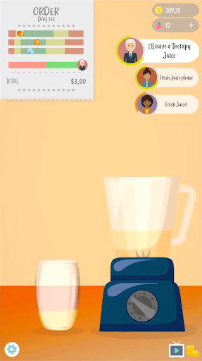 Juice Ninja -  ud83eudd64 Juicy Slice Simulation! android2mod screenshots 4