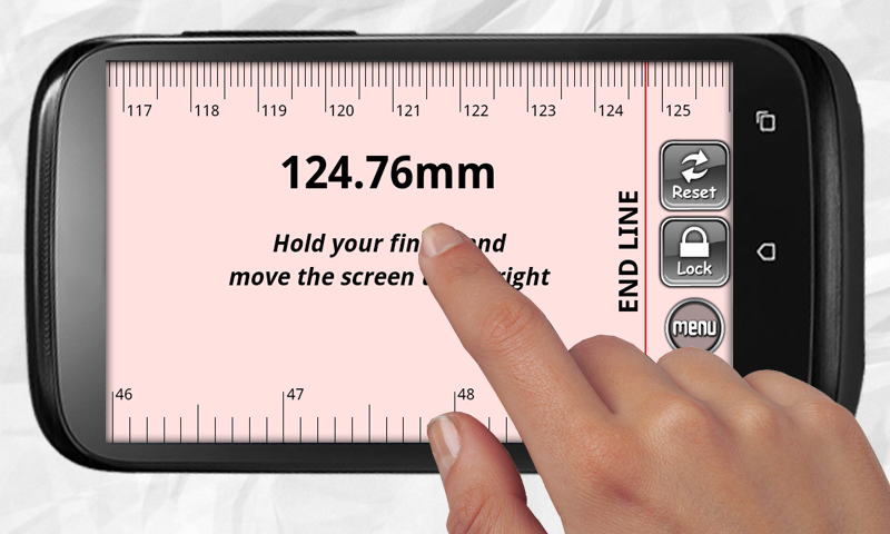 On Measuring Tape Android Apps Appagg
