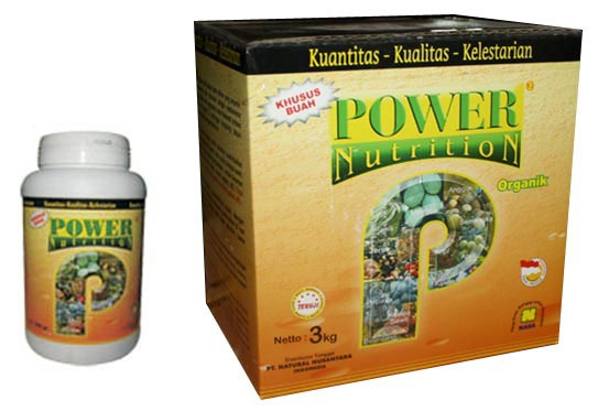 POWER NUTRITION NASA Pupuk Perangsang Buah
