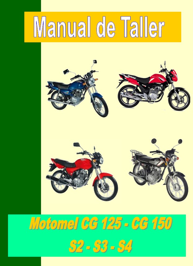motomel manual-taller-servicio-despiece