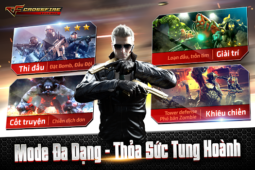 HACK GAME CROSSFIRE LEGENDS CHO ANDROID