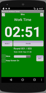 Workout Timer- screenshot thumbnail