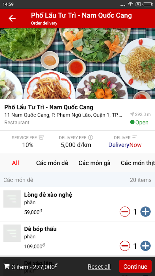 Foody - Find Reserve Delivery- screenshot