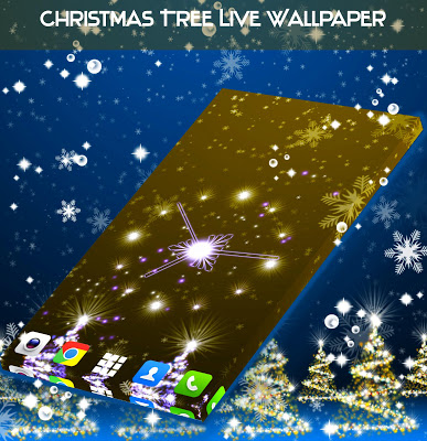 Christmas Tree Live - screenshot