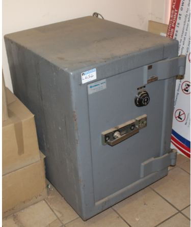 Mystery safe auctioned for R3,500 as Bosasa auction comes to an end - TimesLIVE