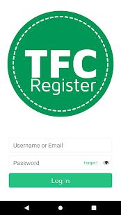 TFC Register for PC-Windows 7,8,10 and Mac apk screenshot 1