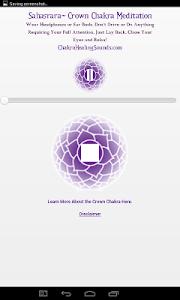 Crown Chakra Sound Meditation screenshot 7
