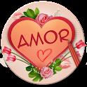 Crea tarjetas románticas icon