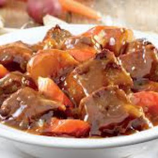 Crock Pot Old Fashioned Beef Stew