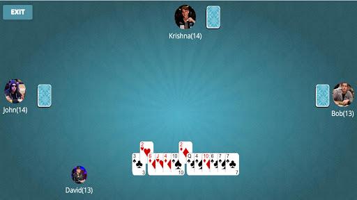 Code Triche Murlan Card Game APK MOD (Astuce) screenshots 3