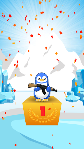 Penguin Wars - Online Battle 1.1.3 screenshots 2