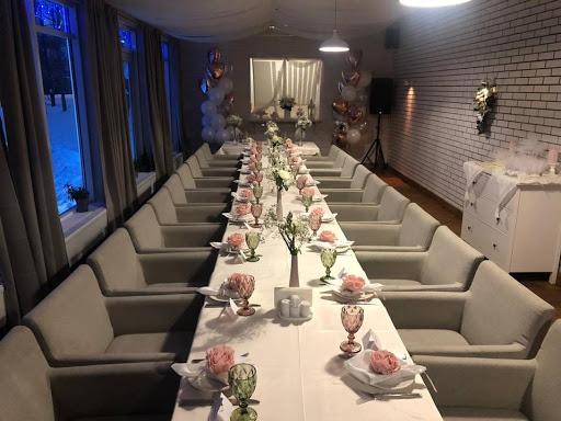 Банкетный зал «Зимняя веранда» для свадьбы на природе