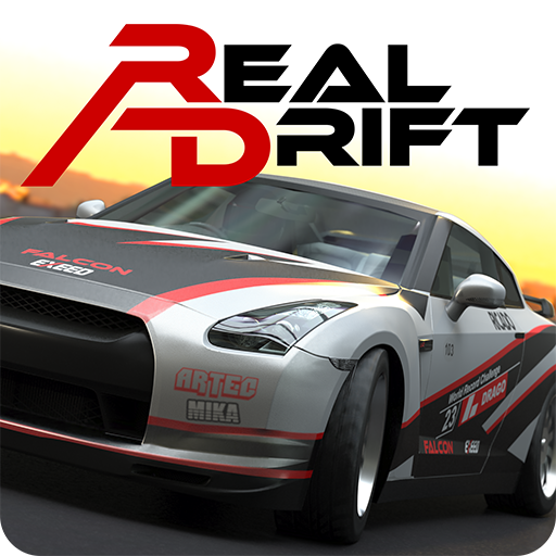 Real Drift Car Racing Icon