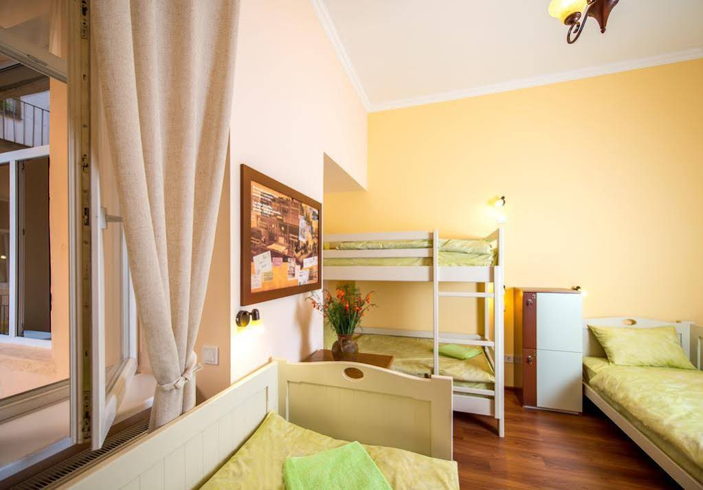 Post House Hostel - Lviv Otelleri