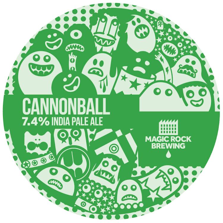 Logo of Magic Rock Cannonball