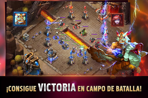 Clash of Lords 2: Espau00f1ol  screenshots 12