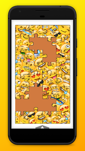 Emoji Jigsaw Puzzles - Impossible Jigsaws android2mod screenshots 1