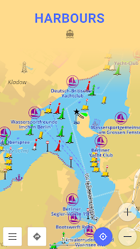 Nautical Charts — OsmAnd