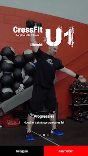 CrossFit U1 - náhled