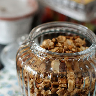 Honey Nut Cocoa Crunch Granola