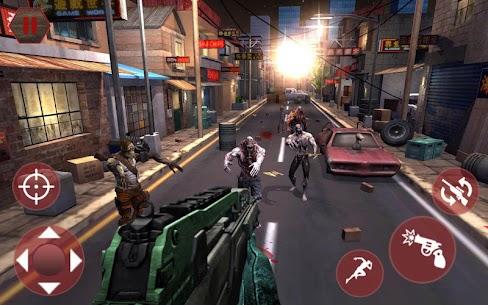Zombies Frontier Dead Killer: TPS Zombie Shoot 8