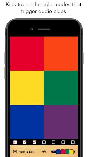 Color Clues  captures d'écran 2