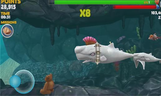 Pro Hungry Shark Evolution Guide - náhled
