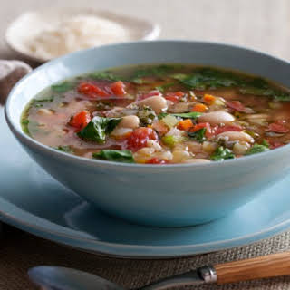 Tuscan Vegetable Soup.