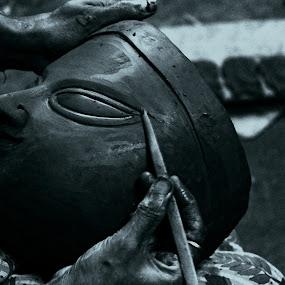 Kumartuli by Sonali Majumder - Novices Only Objects & Still Life