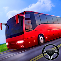 Urban city Coach Bus Driving - New Games 2020 icon