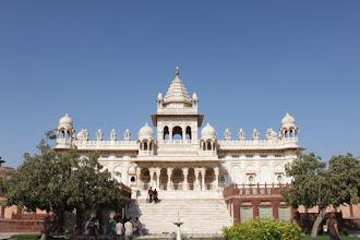 Photo: Jaswant thada, Taj Mahal of Rajasthan