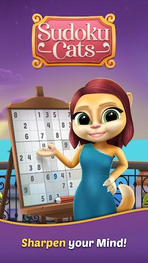 Sudoku Cats - Free Sudoku Puzzles 1.1.0 screenshots 1