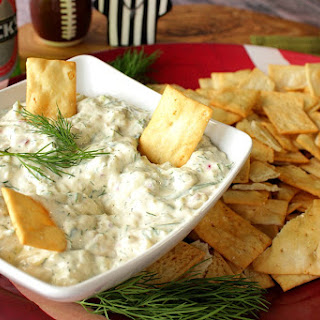 Flavor Packed Cucumber Dill Pickle Dip