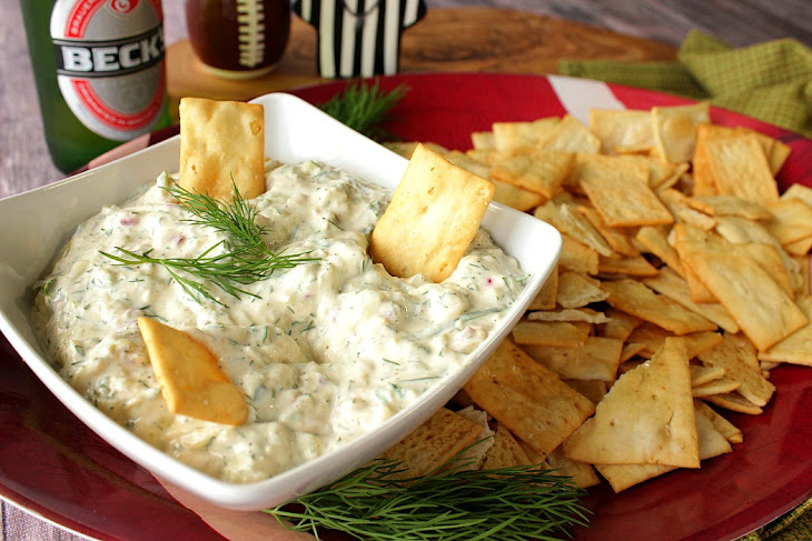 Flavor Packed Cucumber Dill Pickle Dip Recipe
