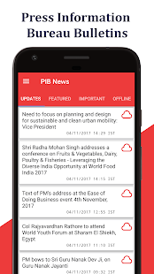 PIB Reader ? News, Current affairs and GOI update - náhled
