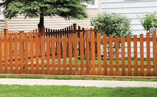 Simple Fence Design- screenshot thumbnail Simple Fence Design- screenshot  thumbnail ...