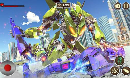 PC u7528 Multi Transforming Army Horse Robot Games 1
