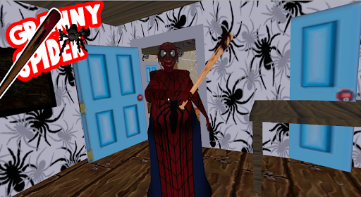 Spider Granny Mods : Horror House Escape Game 3.0 screenshots 2