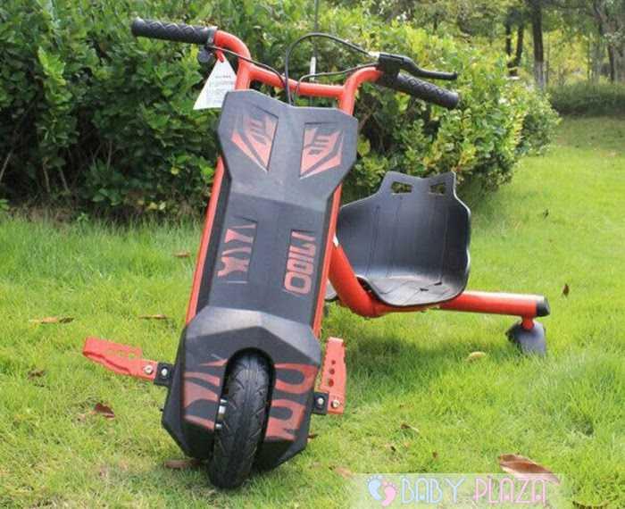 Xe điện 3 bánh trẻ em Drift