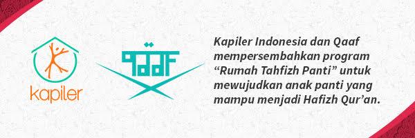 Rumah Tahfizh Panti Kapiler Indonesia