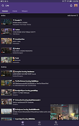 Twitch: Livestream Multiplayer Games & Esports APK screenshot thumbnail 15