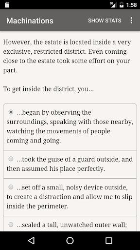 玩免費角色扮演APP|下載Machinations: Fog of War app不用錢|硬是要APP