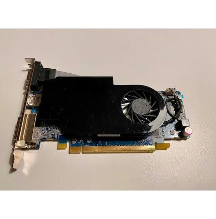 ATI Radeon HD 5570 1 GB 1xDVI 1xHDMI 1xVGA LP PCIe