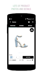 Steve Madden- screenshot thumbnail