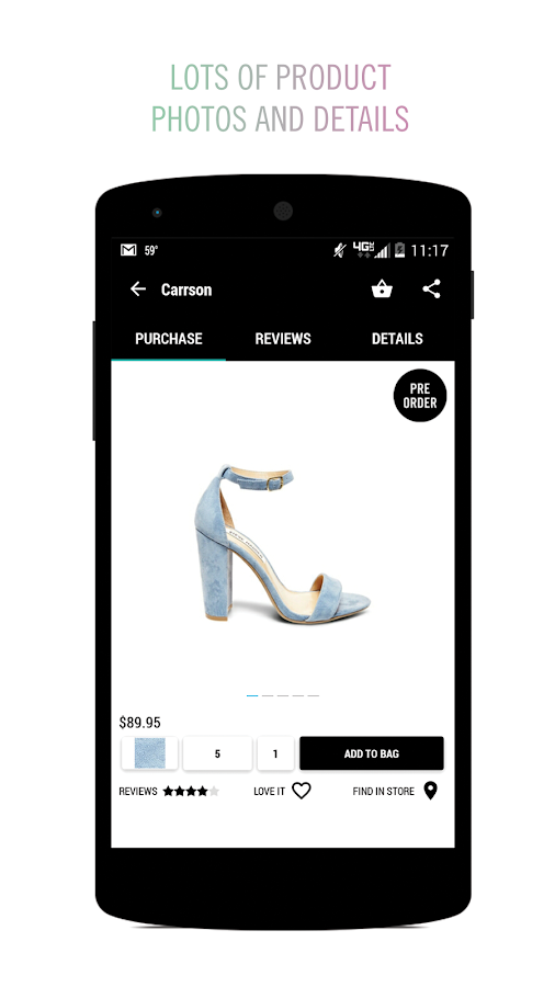 Steve Madden- screenshot