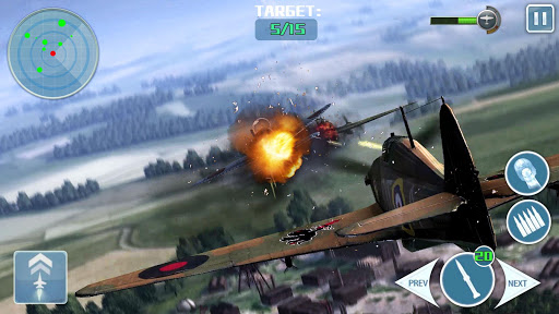 Call of Thunder War- Air Shooting Game 1.1.2 screenshots 2