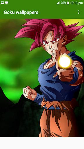 Goku Wallpaper - Ultra Instinct Art 1.0.5 screenshots 6