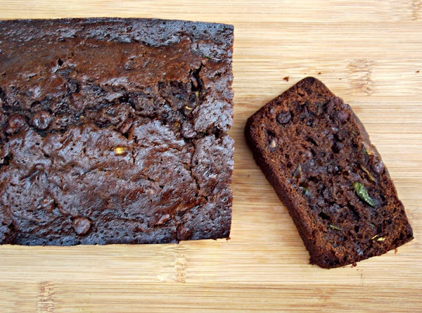 Double Chocolate Zucchini Bread Recipe