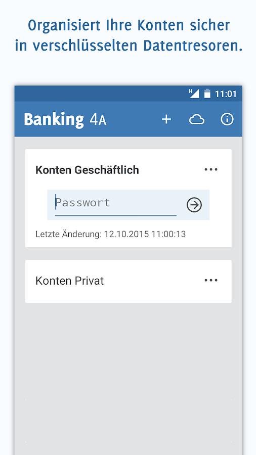 Banking 4A- screenshot