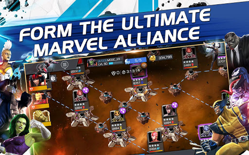 MARVEL Contest of Champions cheat screenshots 2